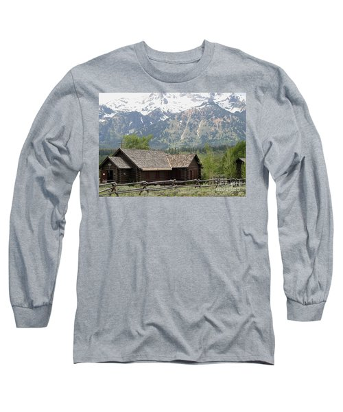 Chapel Of The Transfiguration Episcopal Long Sleeve T-Shirt by Living Color Photography Lorraine Lynch