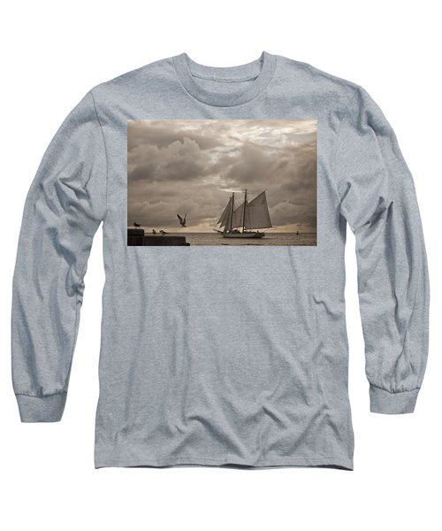 Chasing The Wind Long Sleeve T-Shirt