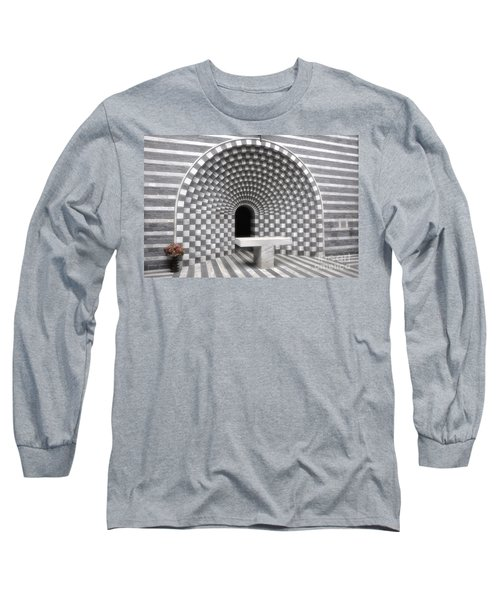 Church Chapel Long Sleeve T-Shirt