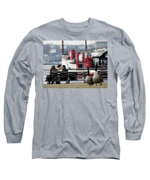 City Geese Long Sleeve T-Shirt
