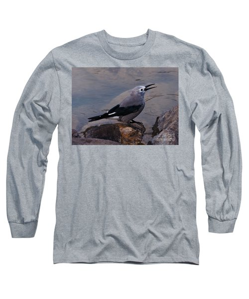 Clark's Nutcracker Long Sleeve T-Shirt by Cheryl Baxter
