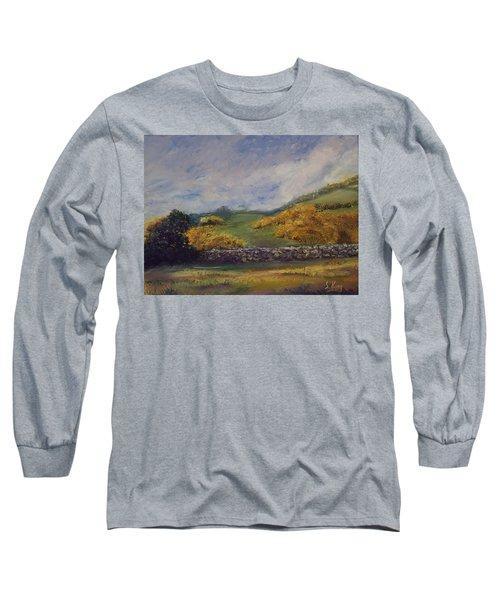 Clover Fields Long Sleeve T-Shirt