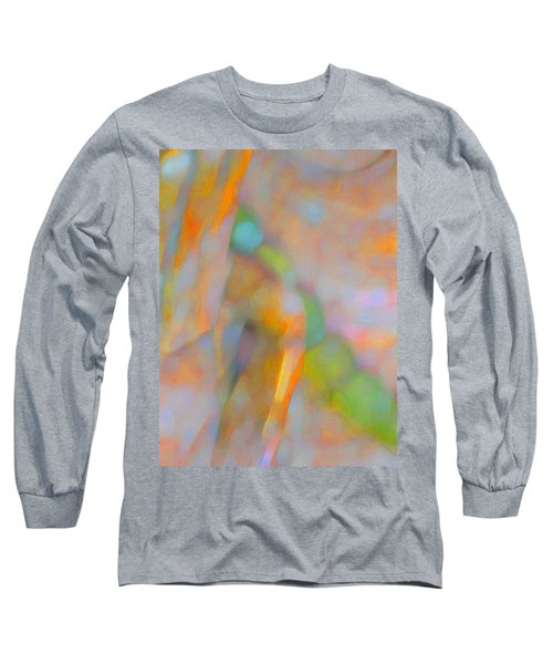 Long Sleeve T-Shirt featuring the digital art Comfort by Richard Laeton
