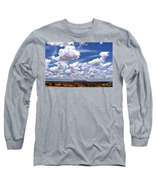 Conner's Rock Long Sleeve T-Shirt