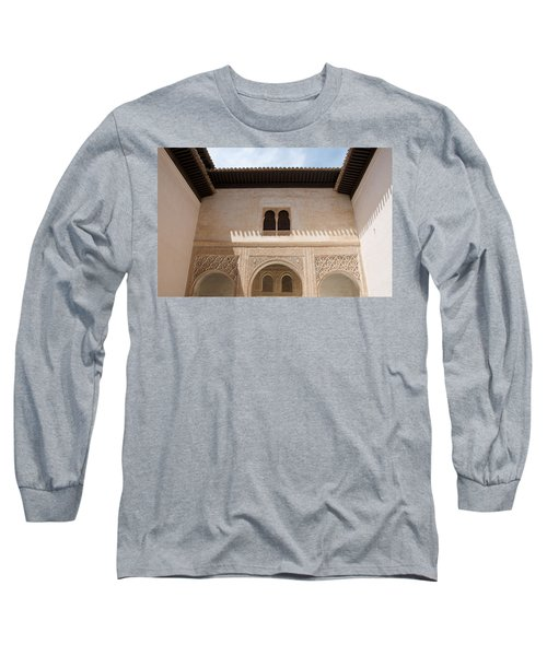 Courtyard Roof Alhambra Long Sleeve T-Shirt
