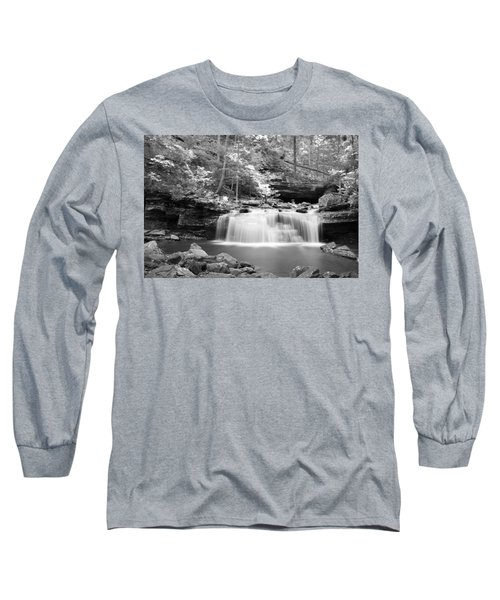 Dainty Waterfall Long Sleeve T-Shirt