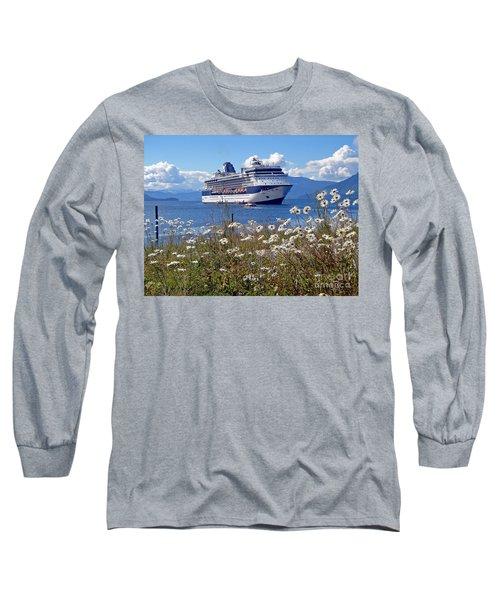 Daisys  Long Sleeve T-Shirt
