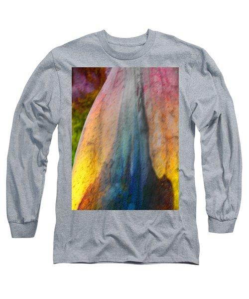 Long Sleeve T-Shirt featuring the digital art Dance Through The Light by Richard Laeton