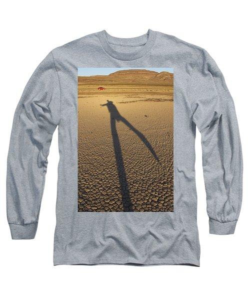 Dancing Fool Long Sleeve T-Shirt