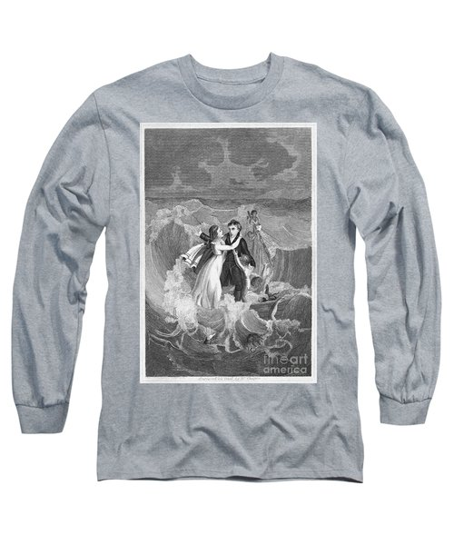 Death Of Missionary, 1822 Long Sleeve T-Shirt