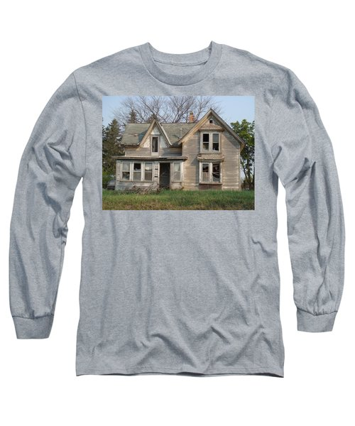 Long Sleeve T-Shirt featuring the photograph Defiance by Bonfire Photography