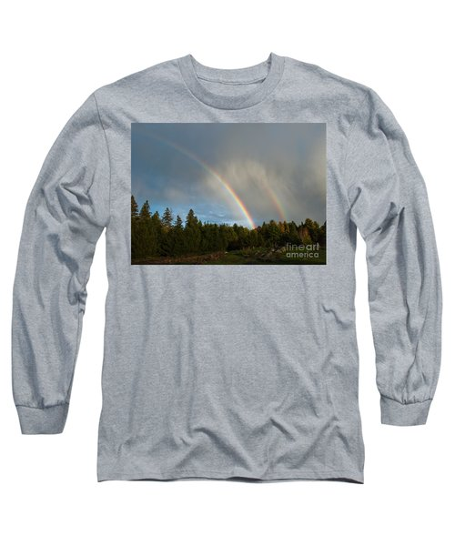 Long Sleeve T-Shirt featuring the photograph Double Blessing by Cheryl Baxter