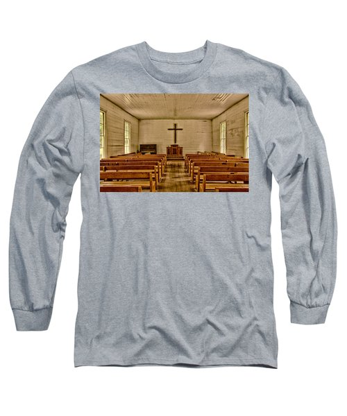 Down The Aisle Long Sleeve T-Shirt