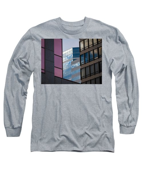 Downtown Portland Long Sleeve T-Shirt