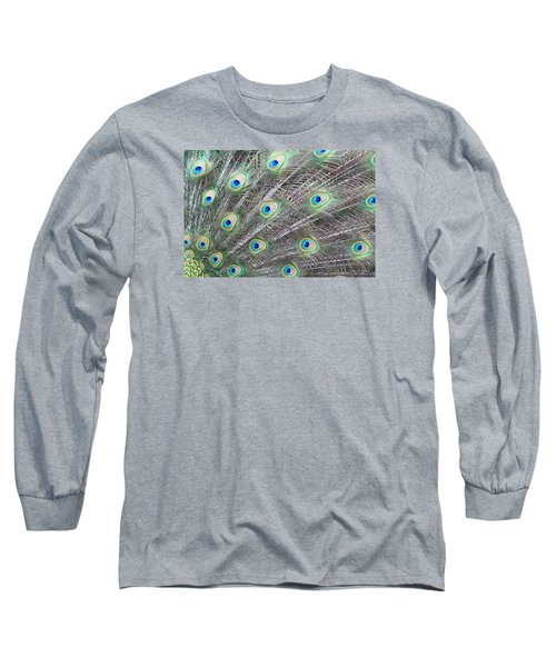 Long Sleeve T-Shirt featuring the photograph Dragon Eyes by Amy Gallagher