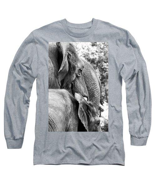 Elephant Ears Long Sleeve T-Shirt