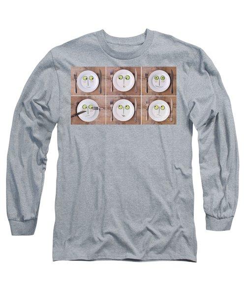 Emotions 01 Long Sleeve T-Shirt