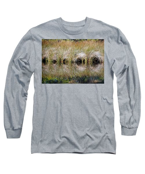 Escape Hatches Long Sleeve T-Shirt by Kay Lovingood