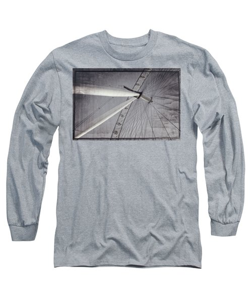 Eye On London Long Sleeve T-Shirt