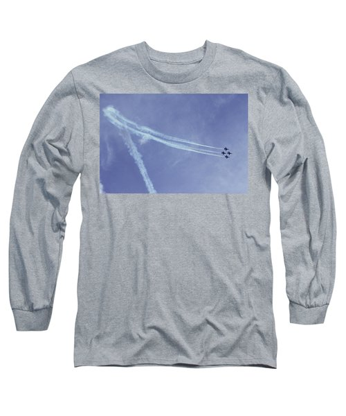 F16s In Formation Long Sleeve T-Shirt