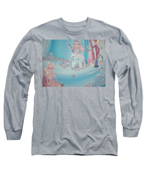 Fairy Godmother Convention Long Sleeve T-Shirt by Judith Desrosiers