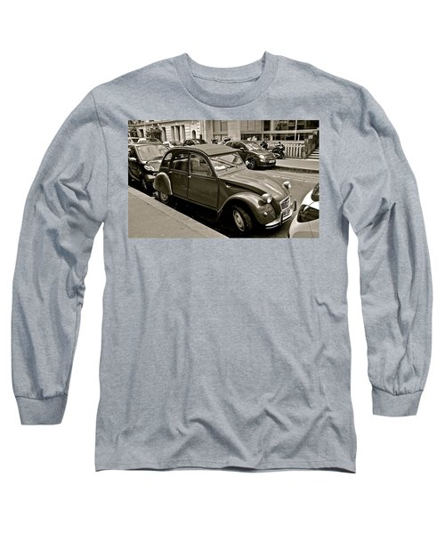Long Sleeve T-Shirt featuring the photograph Favored Car by Eric Tressler