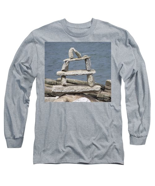 Finding Balance Long Sleeve T-Shirt