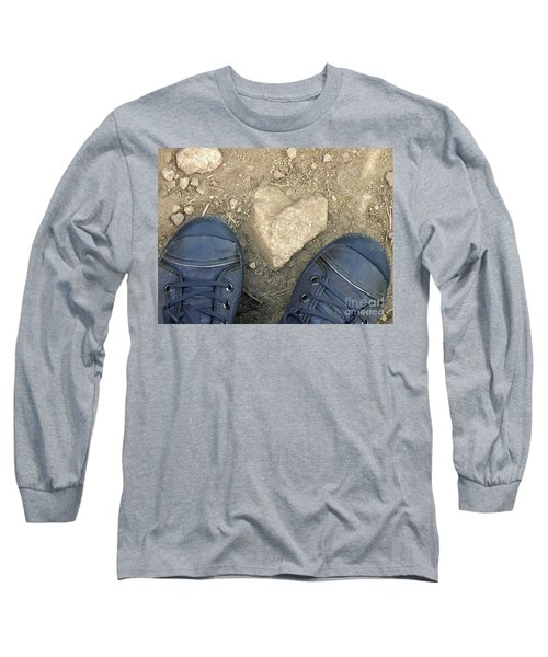 Finding Hearts Long Sleeve T-Shirt
