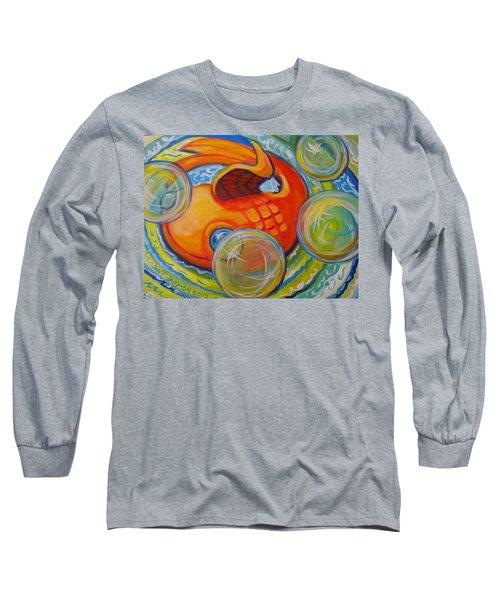 Fish Fun Long Sleeve T-Shirt