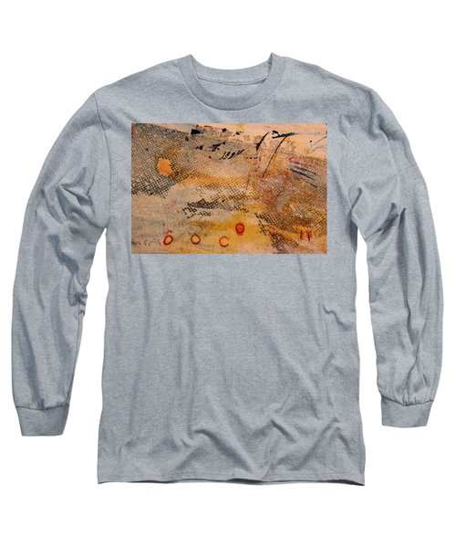 Flying Crane Long Sleeve T-Shirt