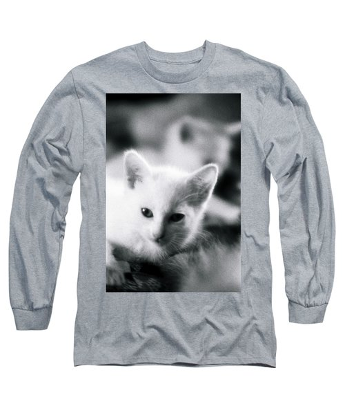 Ghost Kitties Long Sleeve T-Shirt