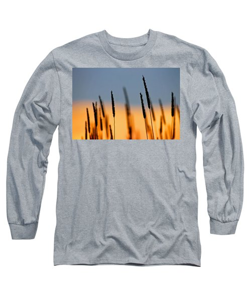 Glow Long Sleeve T-Shirt by Bruce Patrick Smith