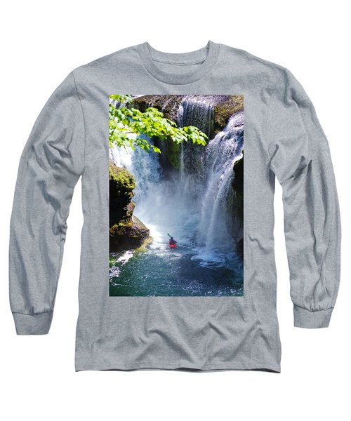 Going In   Long Sleeve T-Shirt