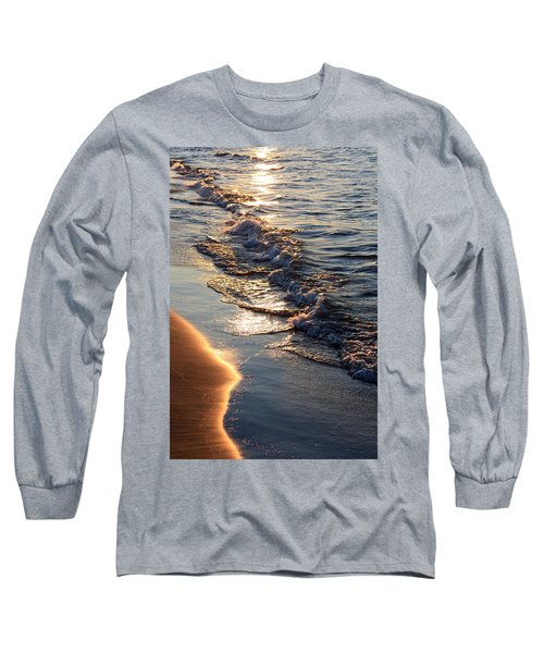 Golden Sand Long Sleeve T-Shirt