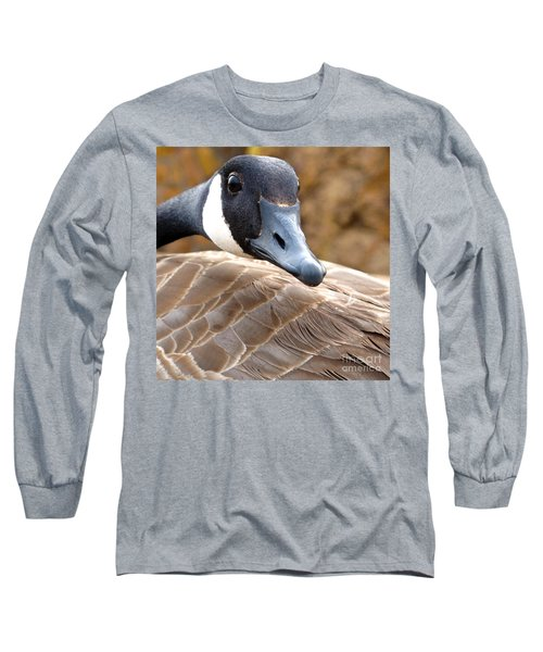 Canadian Goose  Long Sleeve T-Shirt