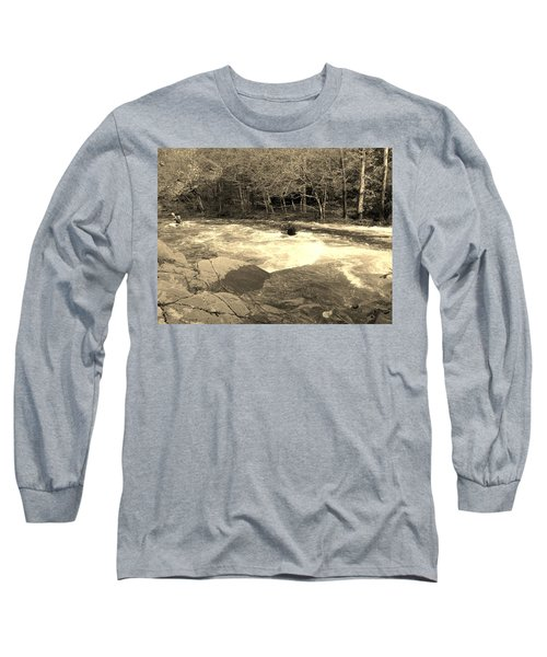 Long Sleeve T-Shirt featuring the photograph Great Smoky Mountain by Janice Spivey