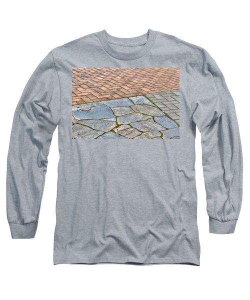 Street Design Long Sleeve T-Shirt