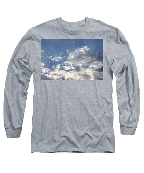 Heavenly Long Sleeve T-Shirt by Inspired Arts