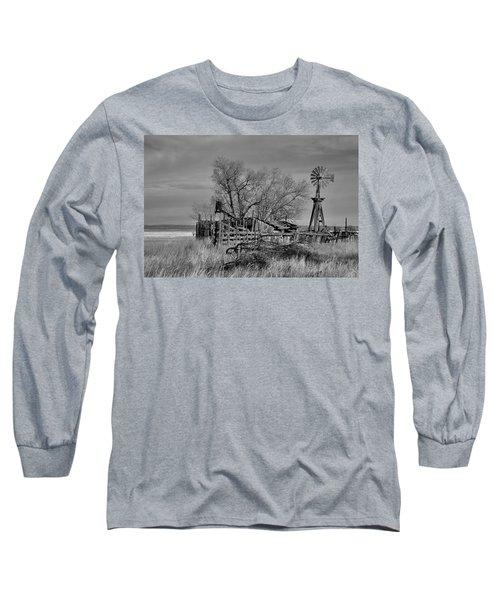 High Plains Wind Long Sleeve T-Shirt