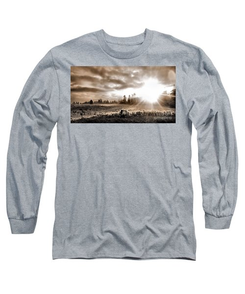 Hope II Long Sleeve T-Shirt by Rory Sagner