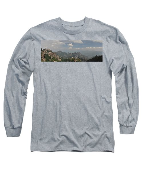 Huangshan Panorama 1 Long Sleeve T-Shirt