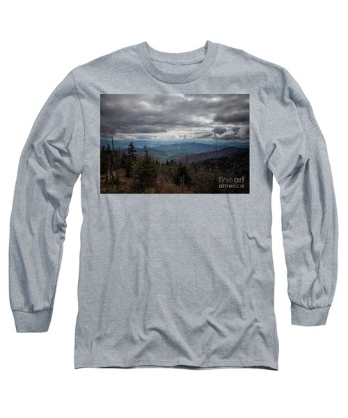 I Can See For Miles Long Sleeve T-Shirt by Ronald Lutz