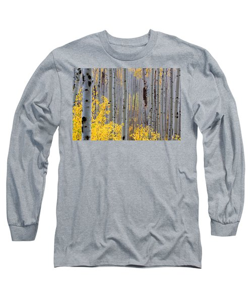 Long Sleeve T-Shirt featuring the photograph In The Thick Of Things by Jim Garrison