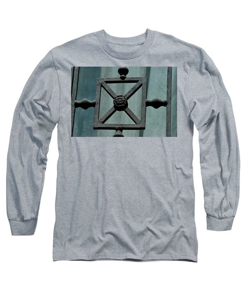 Iron Work Long Sleeve T-Shirt