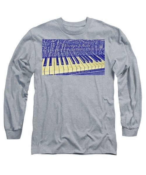 Ivory Blues Long Sleeve T-Shirt
