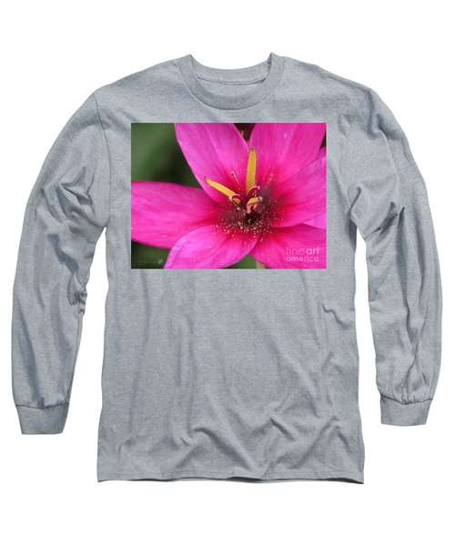 Ixia Named Venus Long Sleeve T-Shirt by J McCombie
