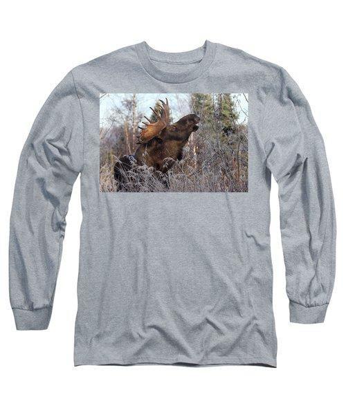 Just A Little Bit Higher Long Sleeve T-Shirt