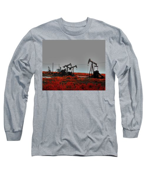 Killing Ground Long Sleeve T-Shirt