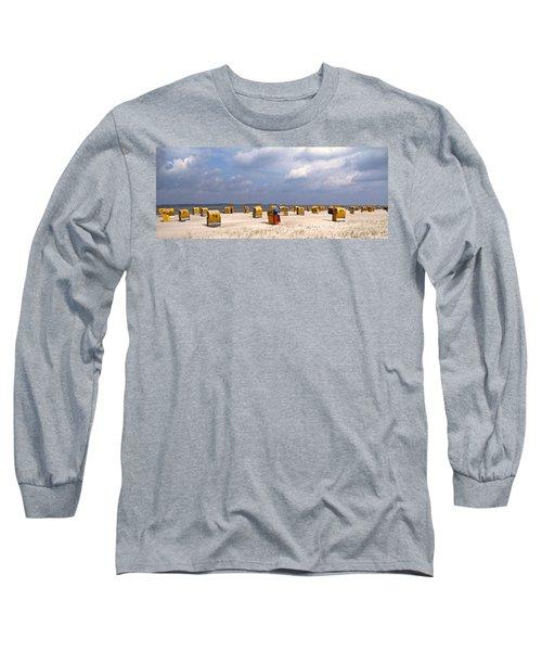 Laboe Beach ... Long Sleeve T-Shirt