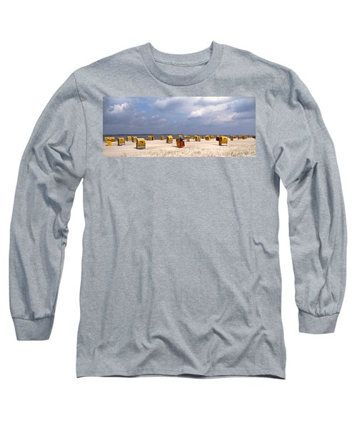 Laboe Beach ... Long Sleeve T-Shirt